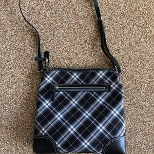 Authentic Burberry crossbody bag-immaculate